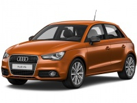 Коврики EVA Audi A1 (8X) 2010 - 2018 Sportback
