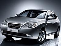 Коврики EVA Hyundai Elantra IV (HD) 2006 - 2010