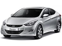 Коврики EVA Hyundai Elantra V (Avante) MD 2010 - 2015