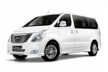 Коврики EVA Hyundai Grand Starex Urban 2018 - н.в