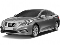 Коврики EVA Hyundai Grandeur IV 2005 - 2011