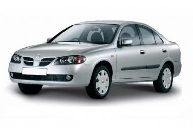 Коврики EVA Nissan Almera (N16) 2000 - 2006 (хэчбек)