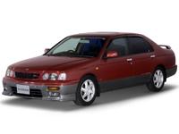 Коврики EVA Nissan Bluebird 2WD (U14, правый руль) 1996 - 2001