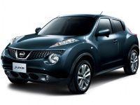 Коврики EVA Nissan Juke 2010 - 2019 (правый руль)