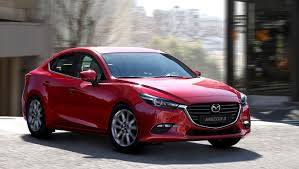 Коврики EVA Mazda 3 (BM) 2013 - 2019 (седан)