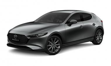 Коврики EVA Mazda 3 (BP) 2019-н.в. хетчбек