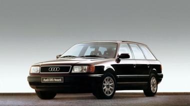 Коврики EVA Audi 100 (C4) 1991 - 1994 (универсал)