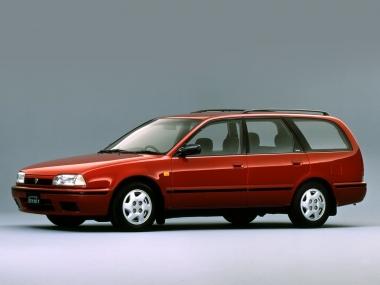 Коврики EVA Nissan Avenir I 1990-1998 (правый руль)